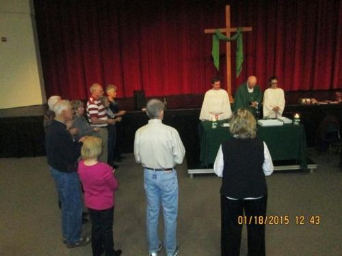 Communion helpers