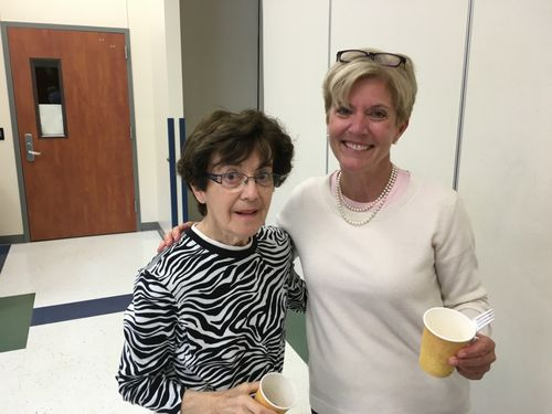 Mary Ellen & Beth